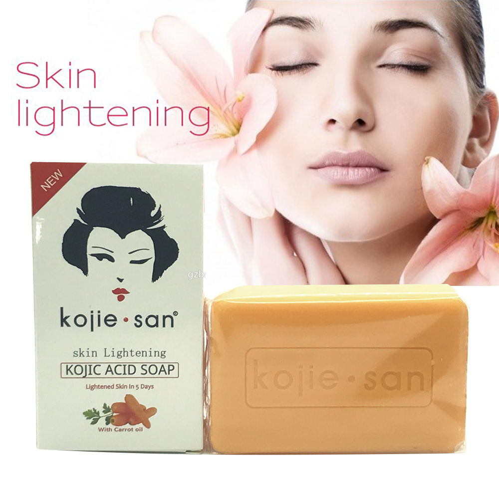 Kojic san skin lightening soap