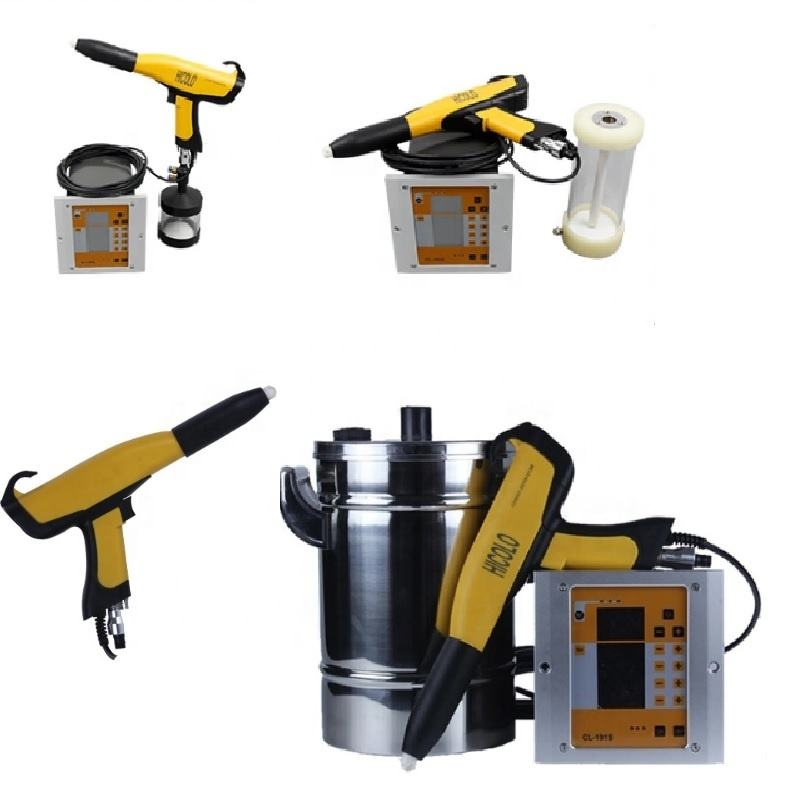Manual powder coating spray gun from China leading manufacturer