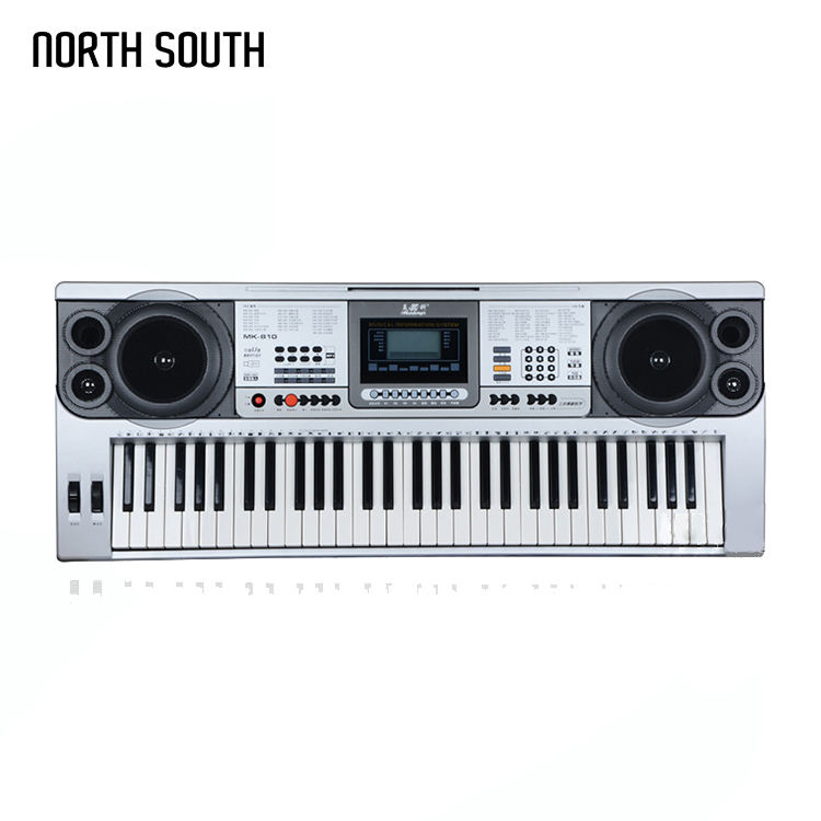 LCD Screen Display Electronic Organ Piano Factory Price