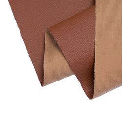 guangzhou litchi leather 1.0mm thick leather fabric syntheti