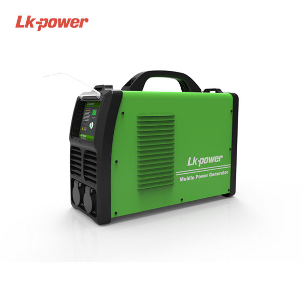 3kw 5v 12v Cheap silent portable battery charger dc generator