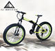 china Steel disk brake 24 speed 4.0 folding fold fat bike tire 26'' manufacturer mountain snow bike beach bike mtb Bicycle