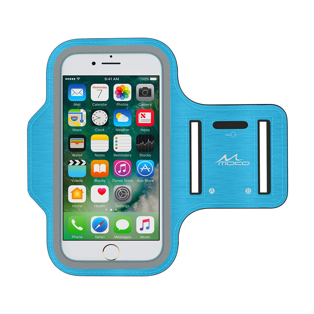Factory supply sports mobile phone holder for iphone armband sport smartphone cell phone case
