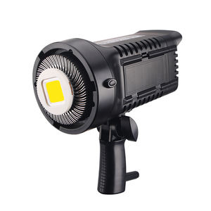 Live Streaming Video Light Cob Studio Video Lighting 5800K 150w Battery Power Led Video Light Photographic Lighting
