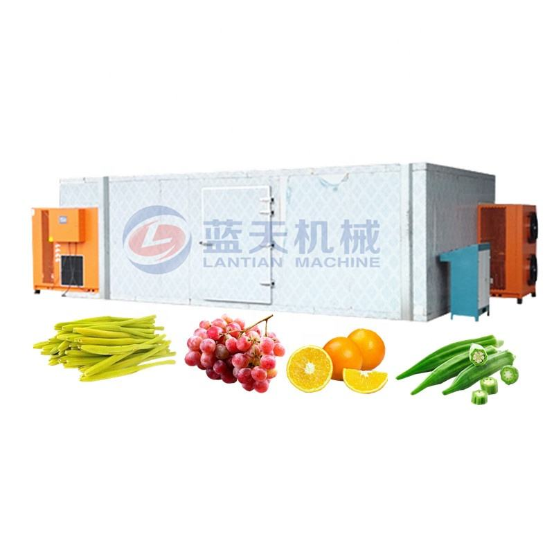 Grape fruits and vegetables dehydration machines