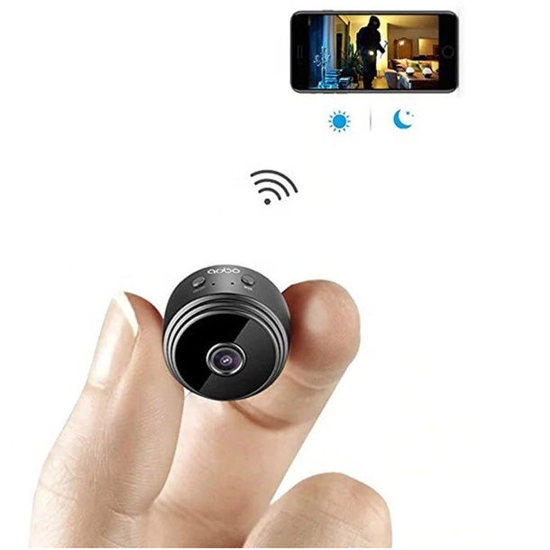 Amazon Best-seller Intérieur Sans Fil HD 1080P <span class=keywords><strong>mini</strong></span> WiFi Micro Invisible DV Vidéo <span class=keywords><strong>Mini</strong></span> <span class=keywords><strong>Caméra</strong></span> <span class=keywords><strong>Espion</strong></span>