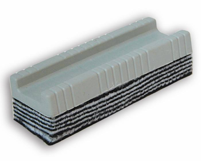 High-quality pure wool soft white eraser available in a variety of specifications