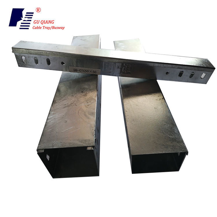 Different Size Waterproof Customized Metal Cable Tray Trunking