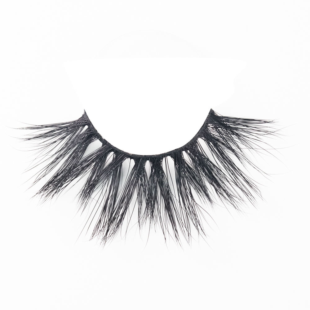 BME2032 Private Label Natural Style 3d 25mm Mink Eyelash Vendor