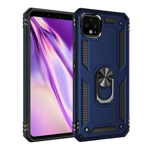 Good price 360 degree rotating Ring Hybrid PC+TPU 2 in 1 phone case for Google Pixel 4XL