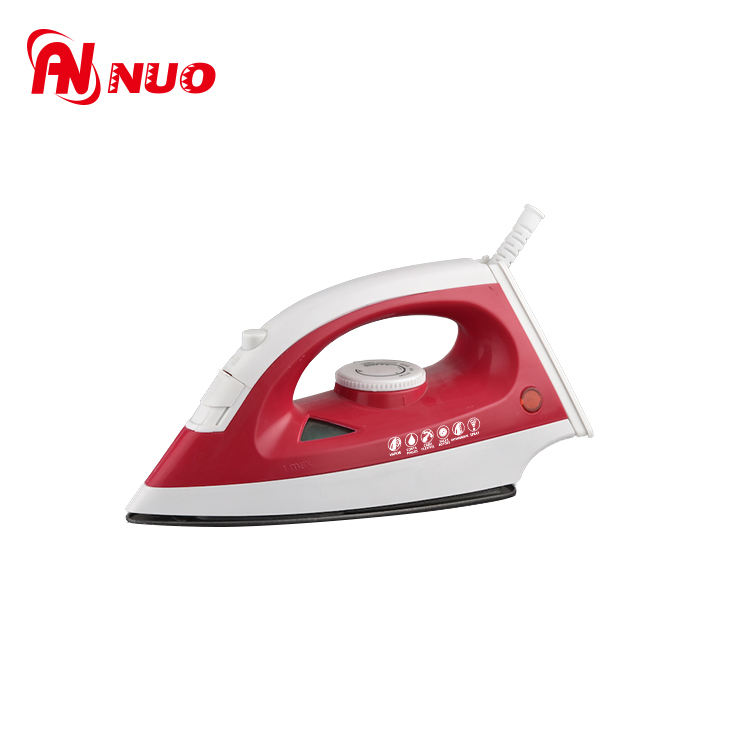 Wholesale Handheld Portable Electric Clothes Non-Stick Soleplate Steam Dry Iron