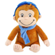 Cartoon Curious George Monkey Stuffed Plush Toys for Kids Gifts