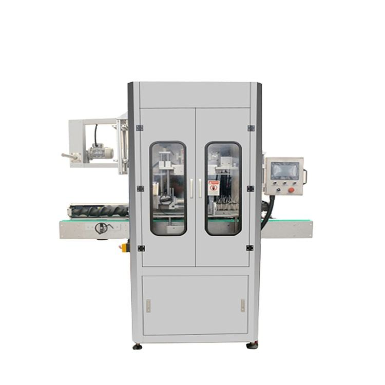 High Speed Heat Shrink Sleeve Labeling Packing Machine