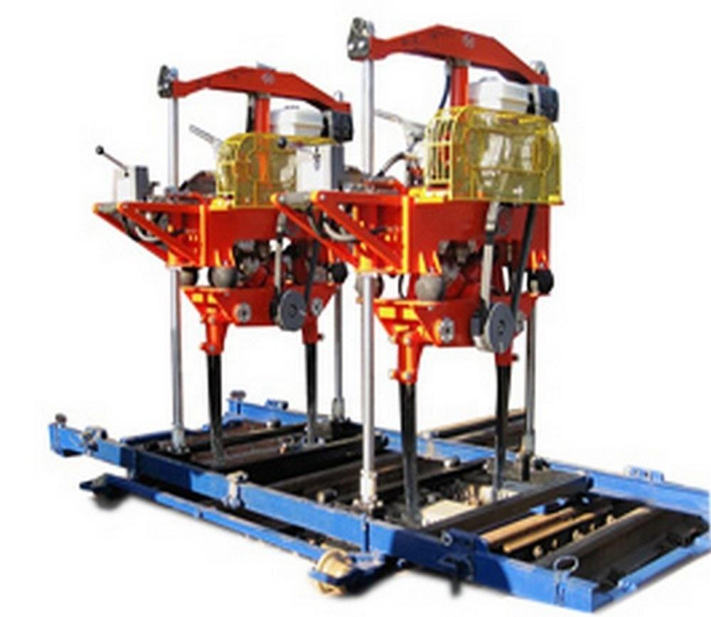 Railway Tools And Equipment ND-4.2*2 Rail Track Soft Shaft Tamping Machine