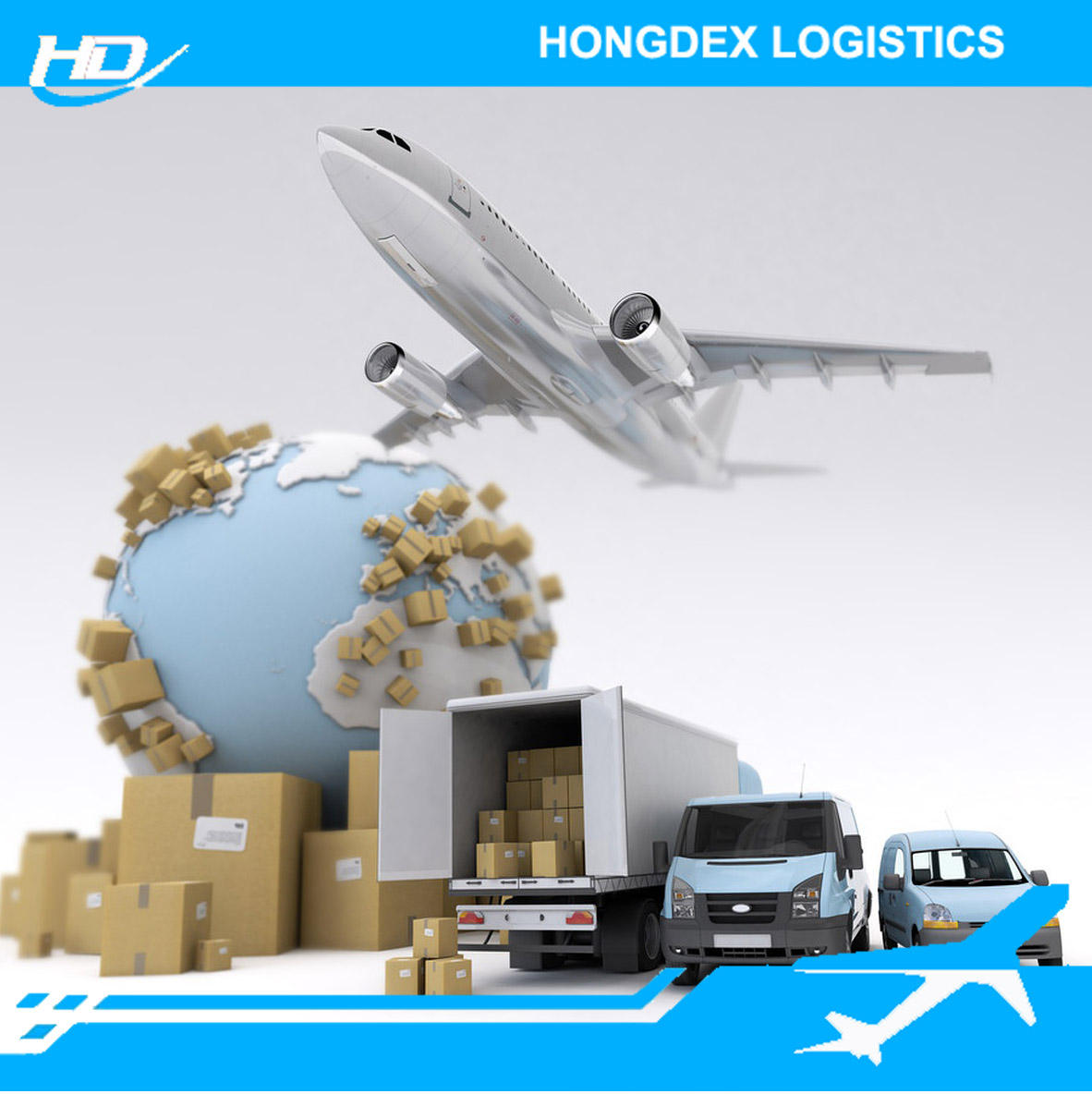 Logistics Agent Shipping Door to Door Service To Egypt