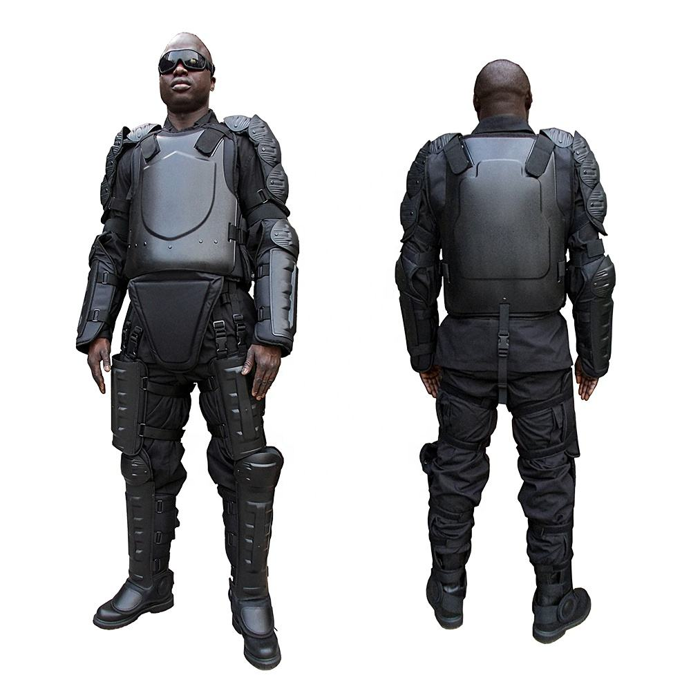 Security military army equipment police anti-riot suit
