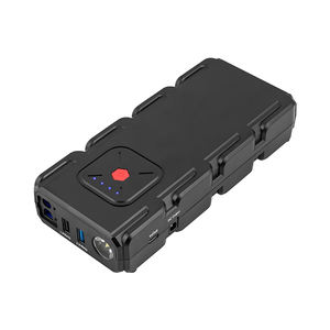 Car Jump Starter,Portable Jump Starter 1200A Peak 20000mAH(All Gas and 7L Diesel) 12V water proof car jump starter