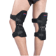 2019 New design leg knee protection brace powerlifting support booster brace joint with spring