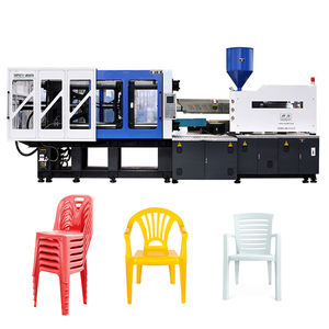 550 Ton automatic plastic table and chair making equipment injection plastic molding machine for sale
