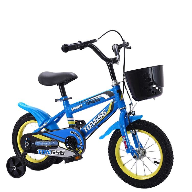 New Children'S Bicycle 12 14 16 18 Inch Girl Boy Baby Bicycle 3-8 Years Old Children Bicycle Kids Bikes