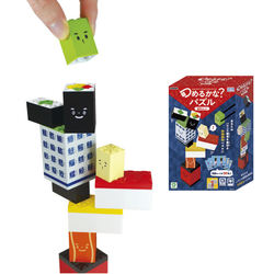 Japanese high quality inexpensive stacking block games for wholesale
