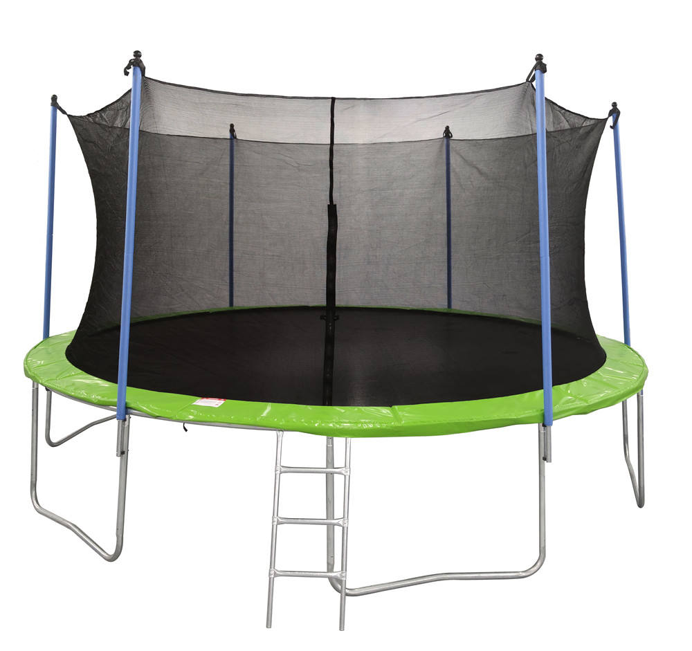 High Quality Commercial Trampoline Outdoor Adult Trampoline Wear-resistant Mesh Trampoline