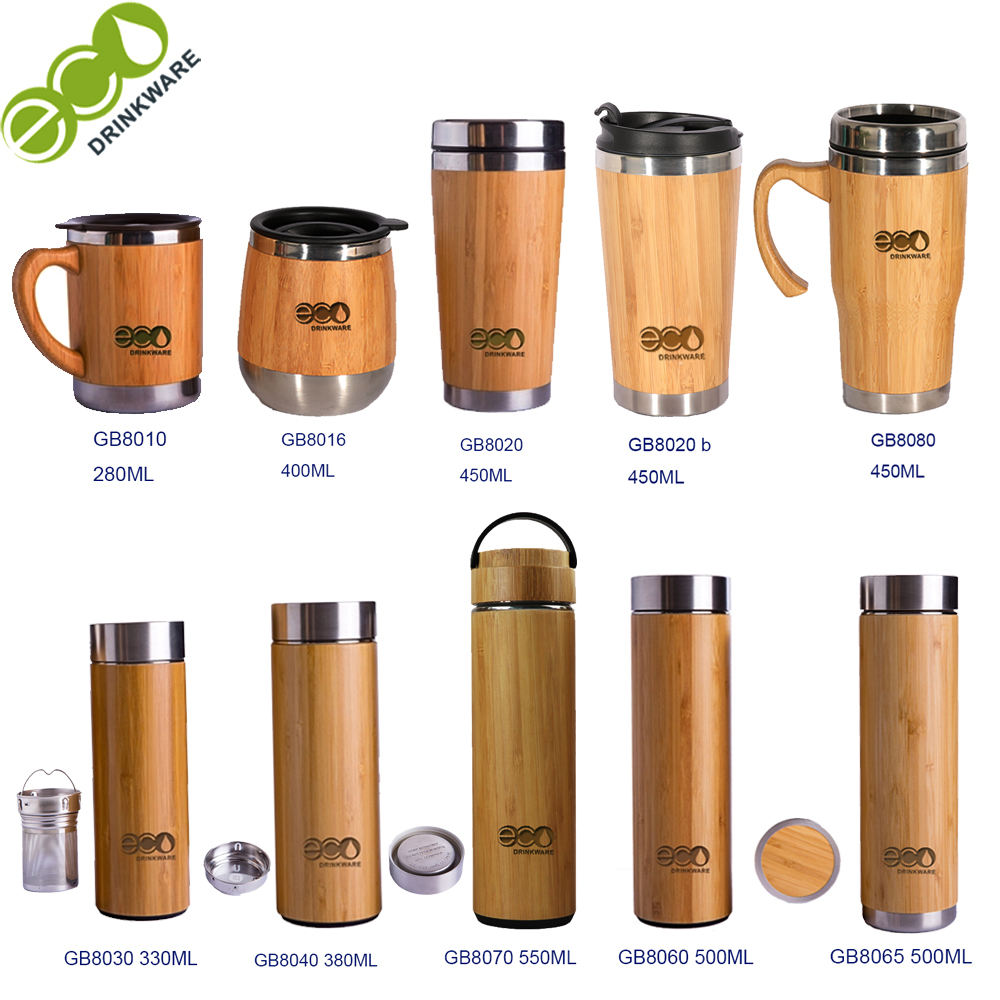 Custom design 330ML food grade double wall insulated termo cup with own logo