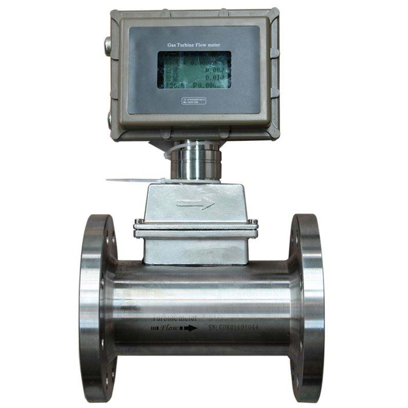 Manufacturers Direct Marketing Dn6mm Thread Connection Turbine Flowmeter For Measuring Chemical Gas,Oil