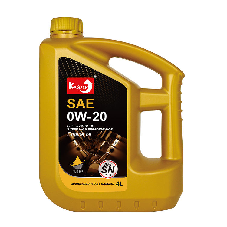Full Synthetic 0W20 Car Engine Motor Oil