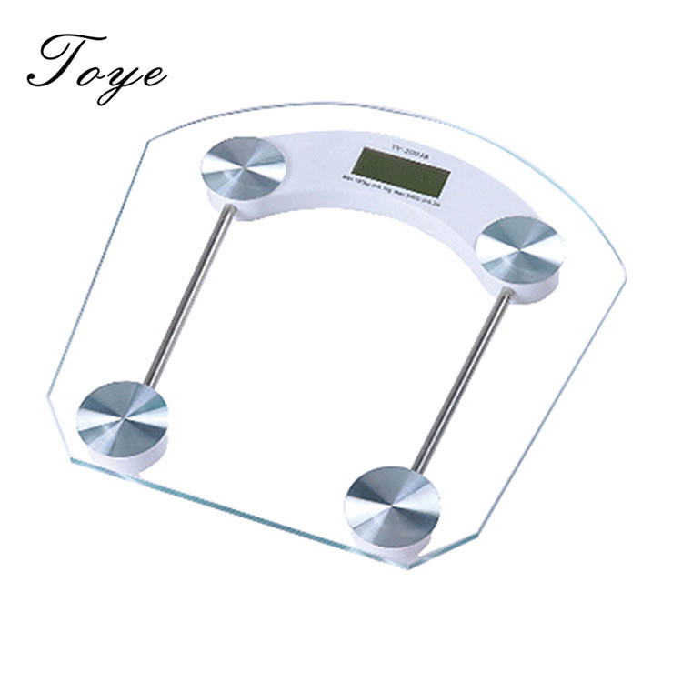 2020 New Design Eco-Friendly Home Use Body Weight Digital Mechanical Bathroom Scale