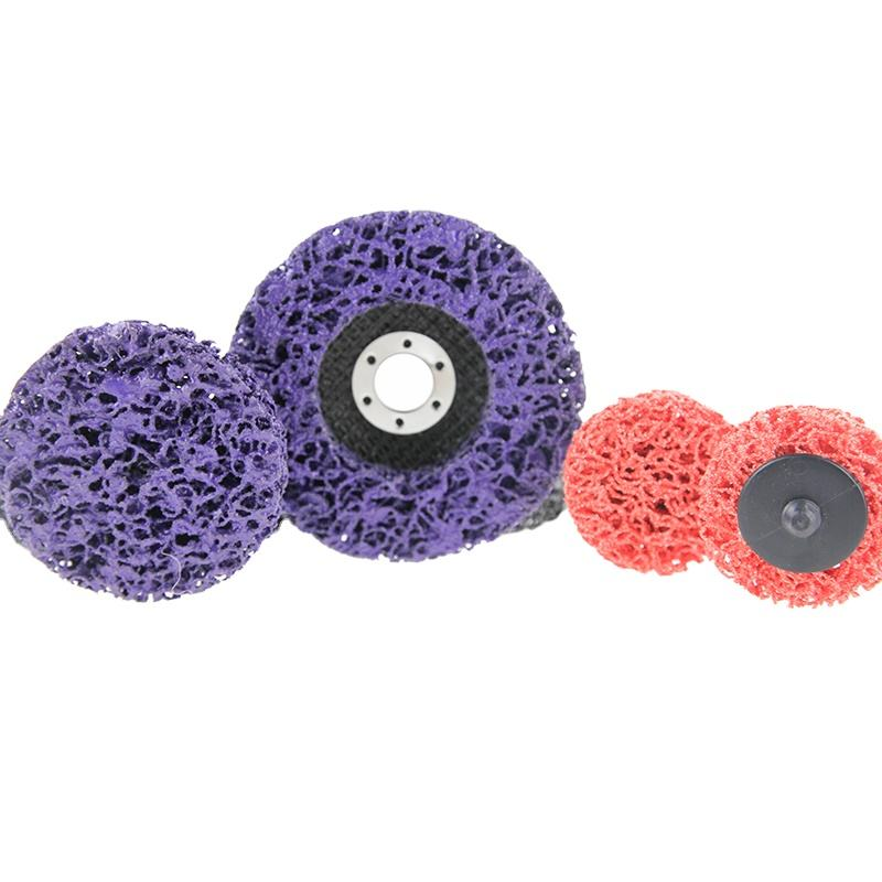"4-1/2"" Abrasive Paint Removal Discs for Angle Grinder"