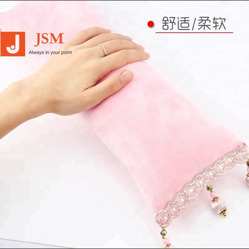 Nail Art Pillow Manicure Hand Arm Rest Cushion Holder Nails Tool NT102