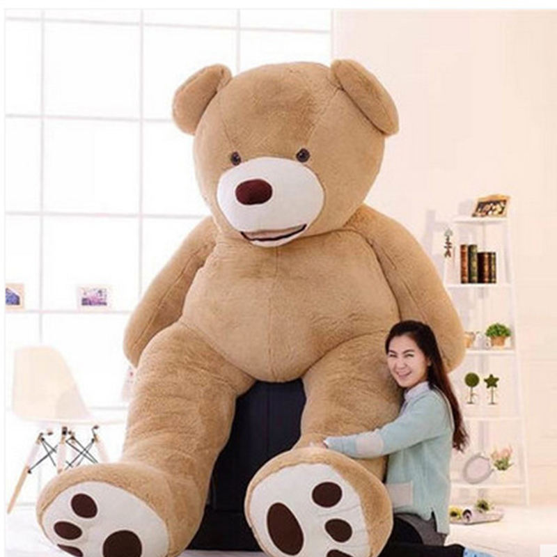 The United States Bear Super-sized Bear Plush Toys/Stuffed Toys Giant Large Big Teddy Bear