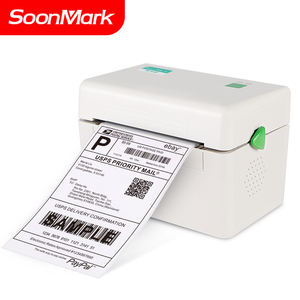 Murah Commercial 4X6 Thermal Label Barcode QR Code Printer untuk Amazon Ebay Etsy Shopify