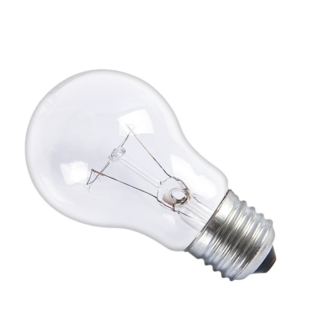 yiwu incandescent light bulb E27 100w lucci brand ps55 clear bulb