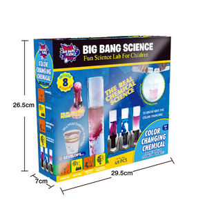 On Sale BIG BANG SCIENCE wholesale custom educational science toys DIY STEM kits for kids