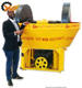 High quality energy saving gold mining ore wet stone grinding 1200 wet pan mill for sale