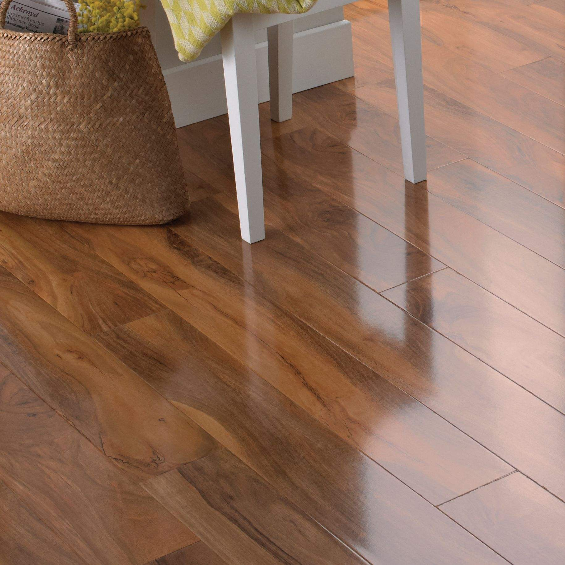 AC3 HDF 12mm Waterproof Laminate Flooring