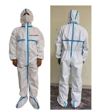 High quality disposable medical sterile coverall surgical protective clothing protection suit
