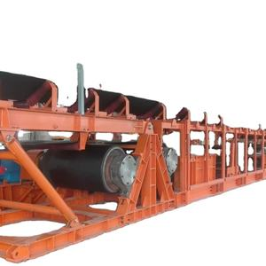 Hot sale good quality from China underground telescopic belt conveyor