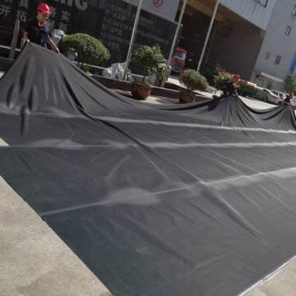 Rubber Roofing EPDM Flat Rubber Roof Membranes