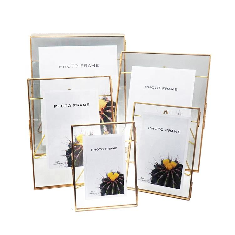 PF-1066 Wholesale wedding glass picture photo frame