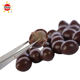Chocolate Candy Chocolatecandy 25g Gummy Centre Filled Chocolate Bean Sweet Jelly Chocolate Ball Halal Soft Candy