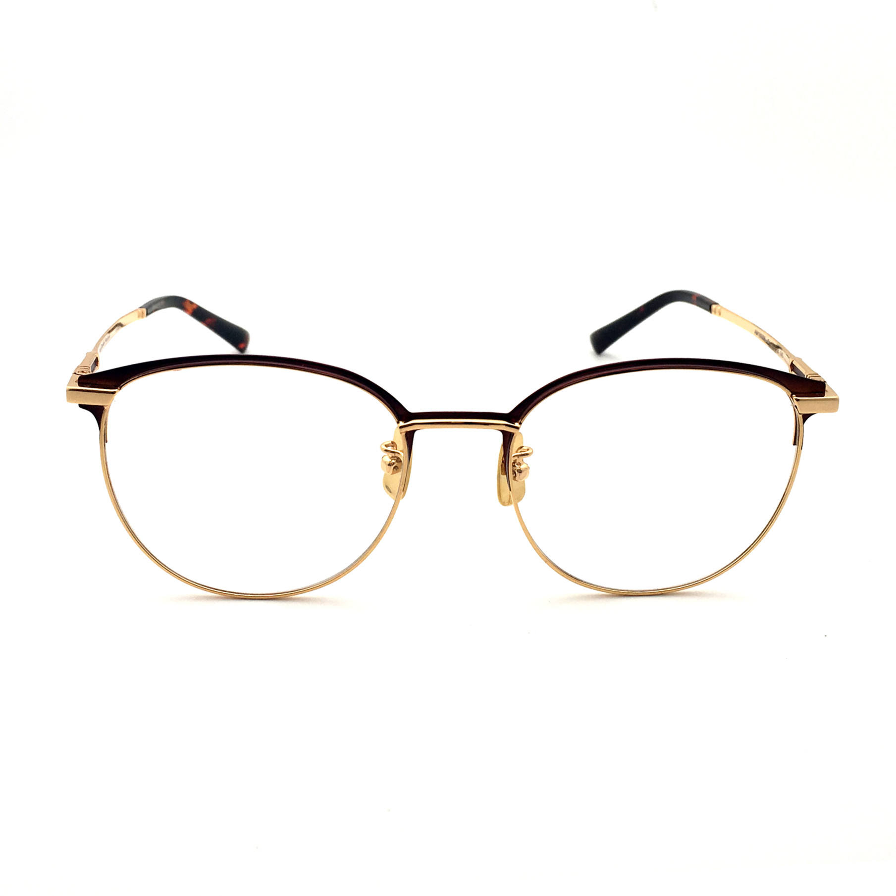 Reading [ Optical Spectacles ] Men And Women Luxury Cat Eye Optical Spectacles Frames Titanium Reading Glasses