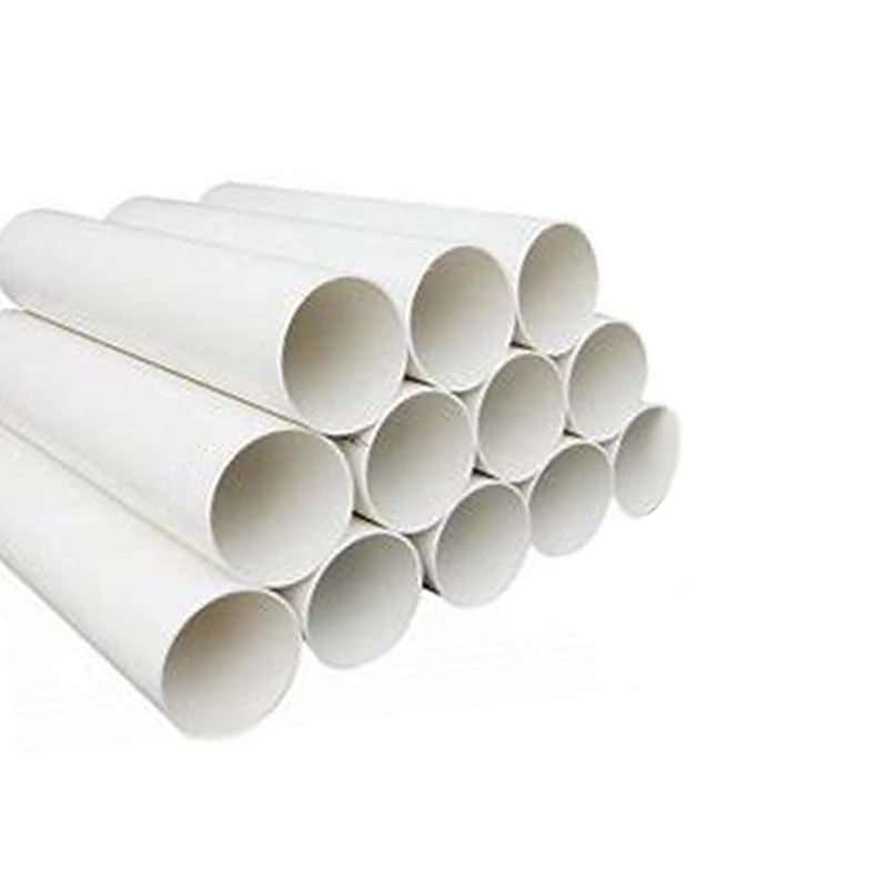Uv Resistant PVC Storm Water Drain Tube 800mm PN10 Large Diameter UPVC Pipe Prices List