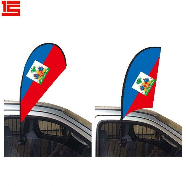 advertisement table car flag pole carbon fiber free standing flag poles