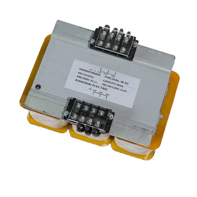 Quick shipping custom transformer for mechanical and electronic equipment