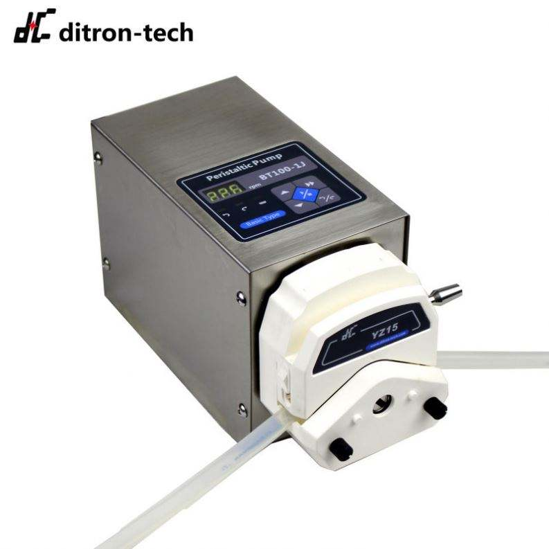 Laundry High Quality Chemical Injection Peristaltic Metering Pump