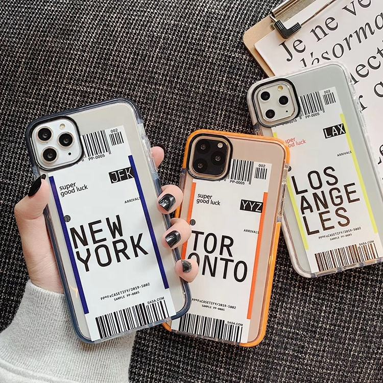 Unique English Label USA hotsale Phone Case For iphone 11