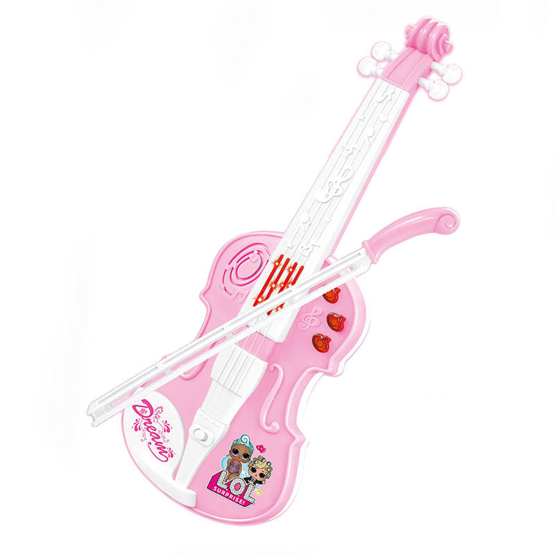 Best kids electronic musical instruments toy violin for children TT077367